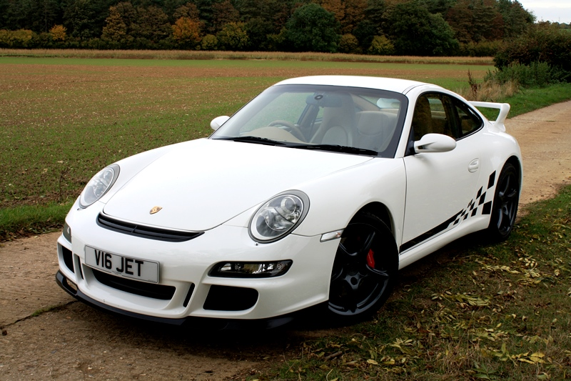 Porsche 997  Carrera 3.8 C2 S coupe