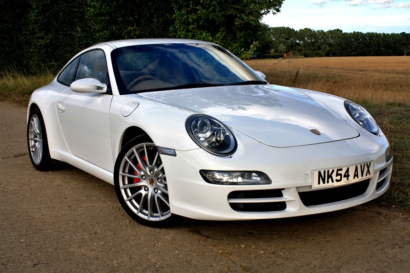 Porsche 997 C2 S 3.8 Manual Coupe